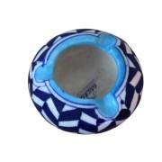 Aurea Blue Pottery Ash Tray