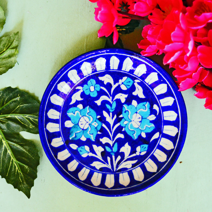 DECORATIVE PLATE (SMALL)